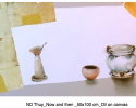 Now and then _50x100 cm