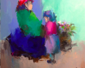 Mother and child N02_90 cm x 100 cm.JPG